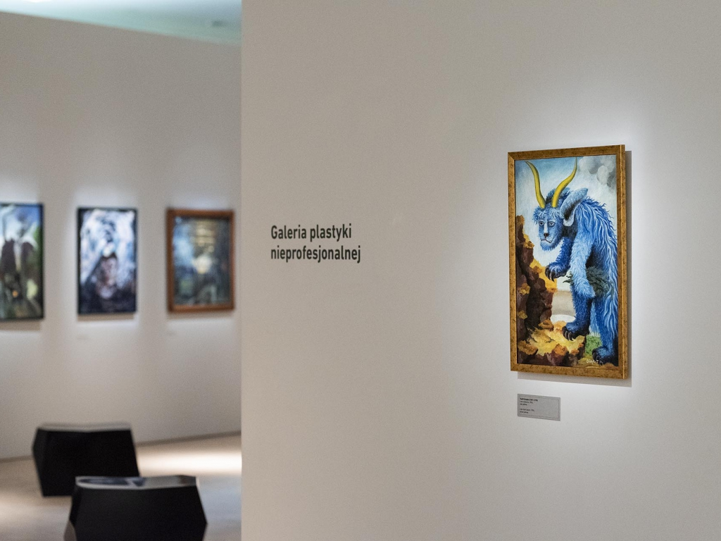 Art known as naive and what's next… The reception of Aleksander Jackowski's thought in the collection of Muzeum Śląskie